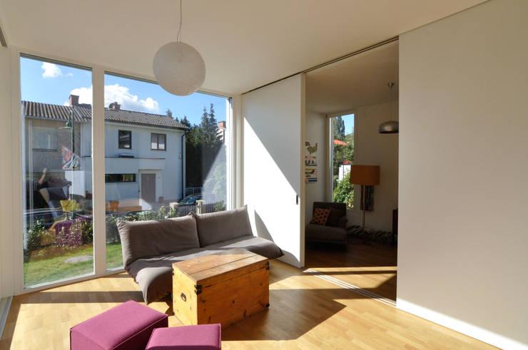 NACHHER Wohnen - Arbeiten:   von mangold[architektur]