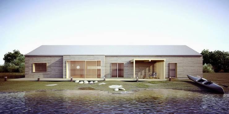 Houses by Majchrzak Pracownia Projektowa