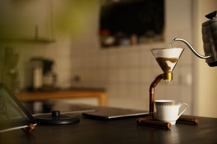 Dining room تنفيذ COPPER COFFEE