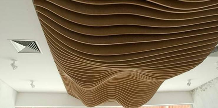 Aeris Energy: Espaços comerciais  por Aurion Arquitetura e Consultoria Ltda