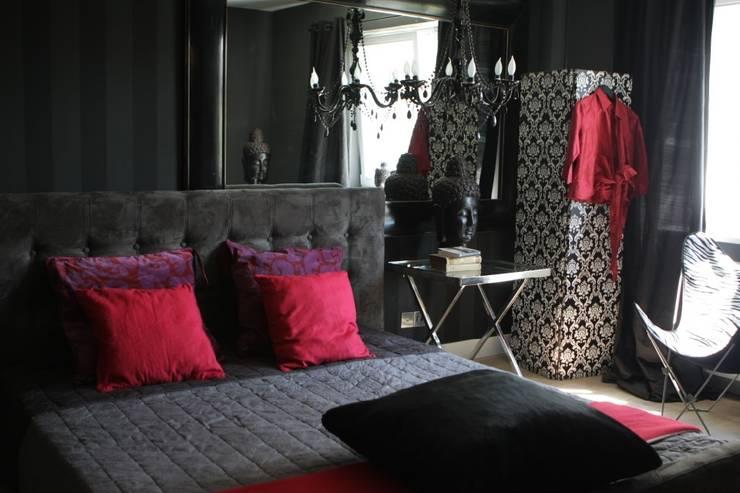 DOM 2: styl , w kategorii Sypialnia zaprojektowany przez 2kul INTERIOR DESIGN