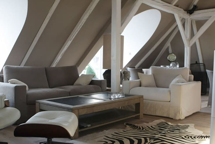 DOM 2: styl , w kategorii Salon zaprojektowany przez 2kul INTERIOR DESIGN,Eklektyczny Drewno O efekcie drewna