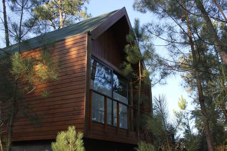 Дома в . Автор – NORMA | Nova Arquitectura em Madeira (New Architecture in Wood)