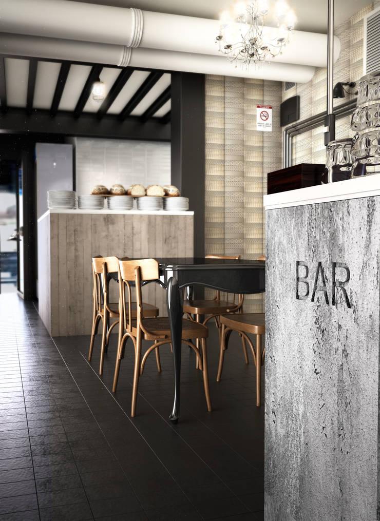 Licitación proyecto Bar: Comedores de estilo  por Let´s Go
