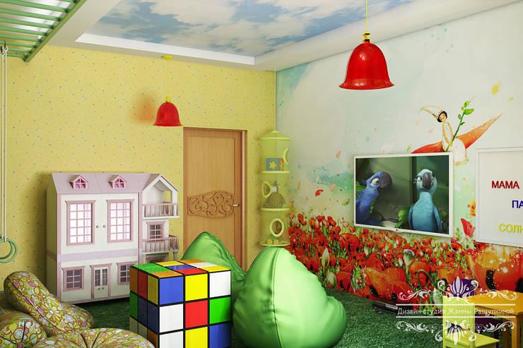 Детская: Детские комнаты в . Автор – Дизайн студия Жанны Ращупкиной