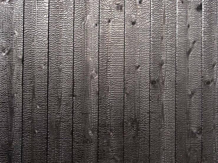 二俣川の家: ディンプル建築設計事務所が手掛けた壁です。