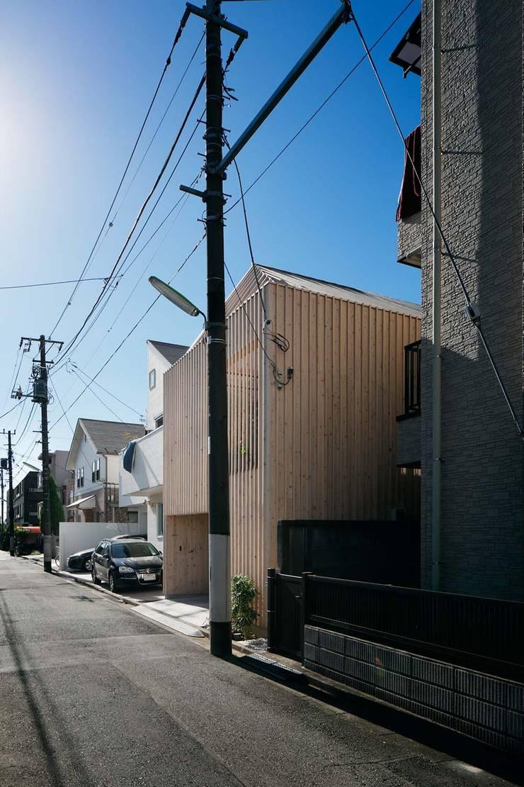 駒沢の家: ディンプル建築設計事務所が手掛けた家です。