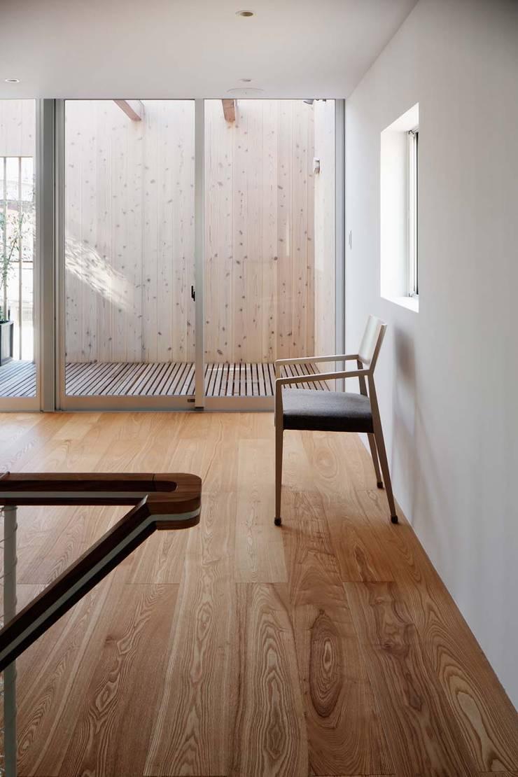 駒沢の家: ディンプル建築設計事務所が手掛けたダイニングです。