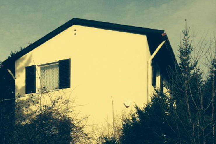 VORHER 60er Jahre Siedlungshaus:   von mangold[architektur]