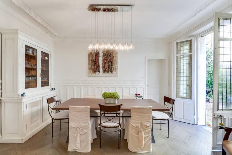 Salas de jantar clássicas por blackStones
