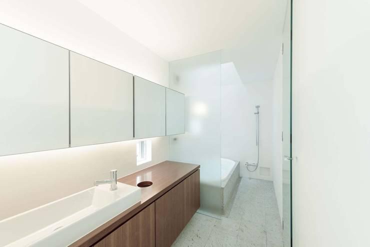 ディンプル建築設計事務所의  욕실