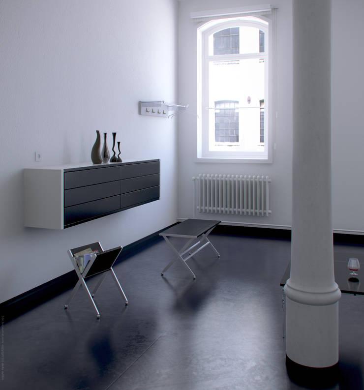 Работы: Гостиная в . Автор – Aleks [koovp] images