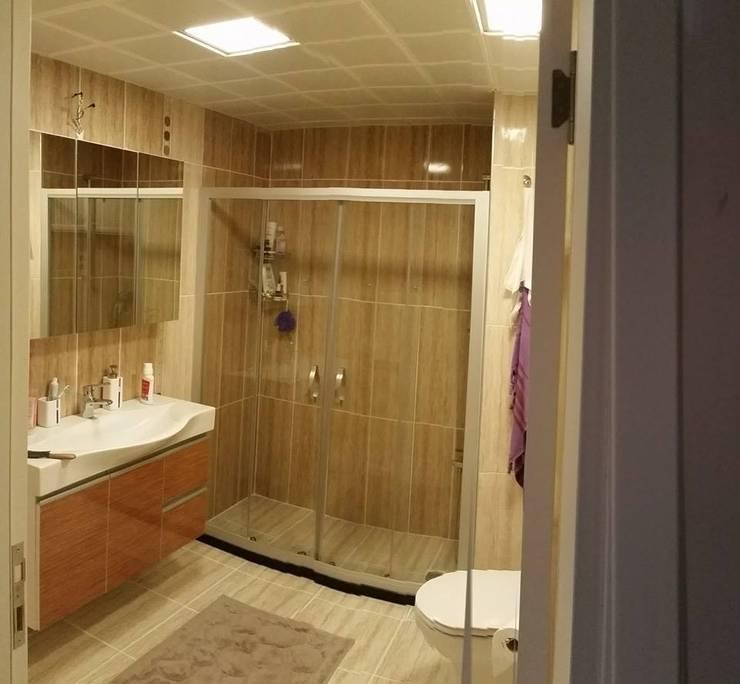 Dekofuar Dekorasyon – Dekofuar: modern tarz Banyo