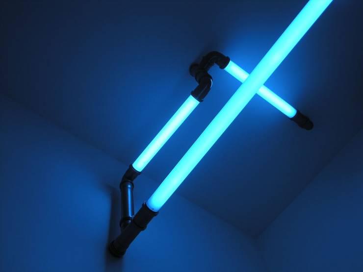 Lampy Atomic: styl , w kategorii  zaprojektowany przez EMANDES,Industrialny