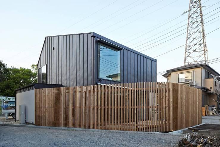 白砂孝洋建築設計事務所의  주택