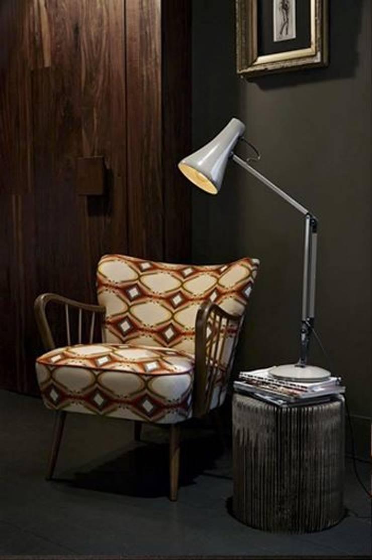 tkaniny Parris Wakefield Additions: styl , w kategorii Gospodarstwo domowe zaprojektowany przez Wzorywidze.pl