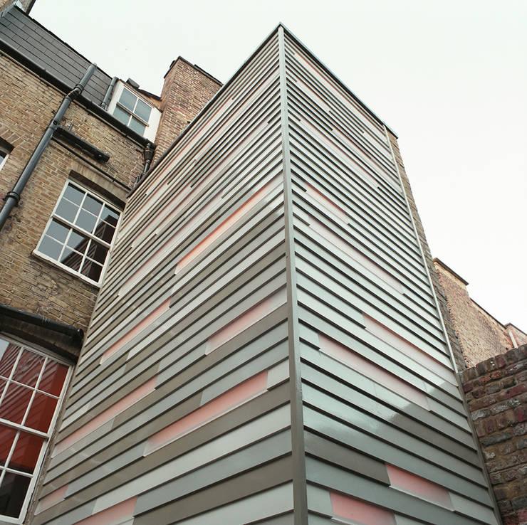 Shouldham Street Maisons modernes par Henning Stummel Architects Ltd Moderne