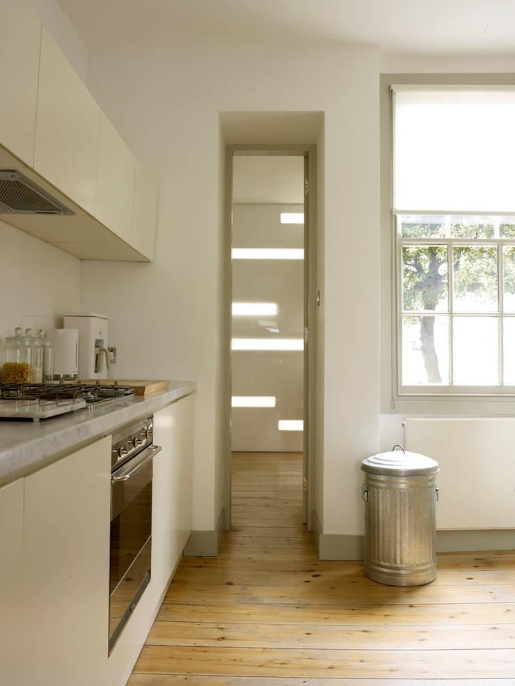 Shouldham Street Cuisine moderne par Henning Stummel Architects Ltd Moderne