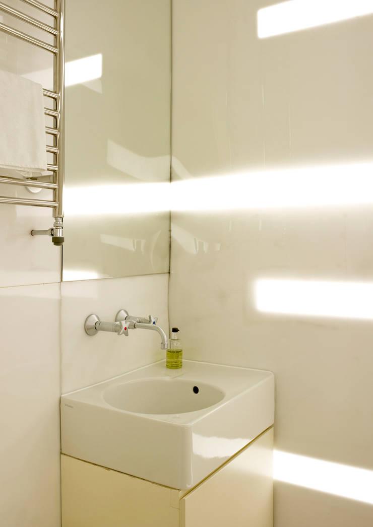 Shouldham Street Salle de bain moderne par Henning Stummel Architects Ltd Moderne