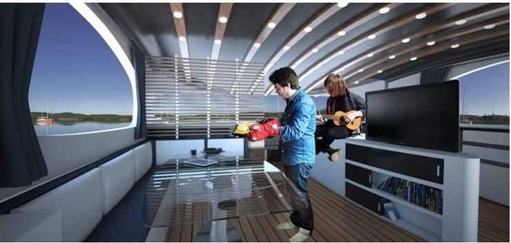 Onwaves Yacht Design ozancicek
