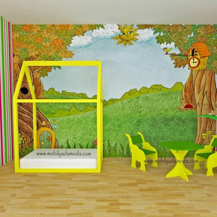 MOBİLYADA MODA  – Mobilyada Moda Montessori Yer Yatağı : modern tarz , Modern