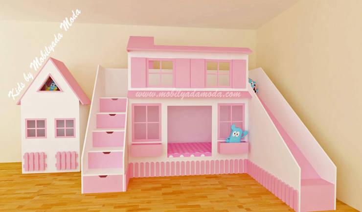 Детская комната в . Автор – MOBİLYADA MODA