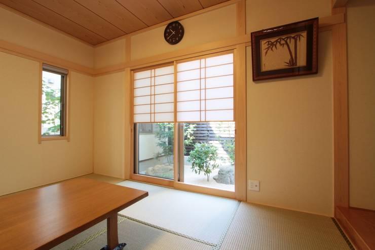 市川市O邸: k-endoが手掛けた和室です。