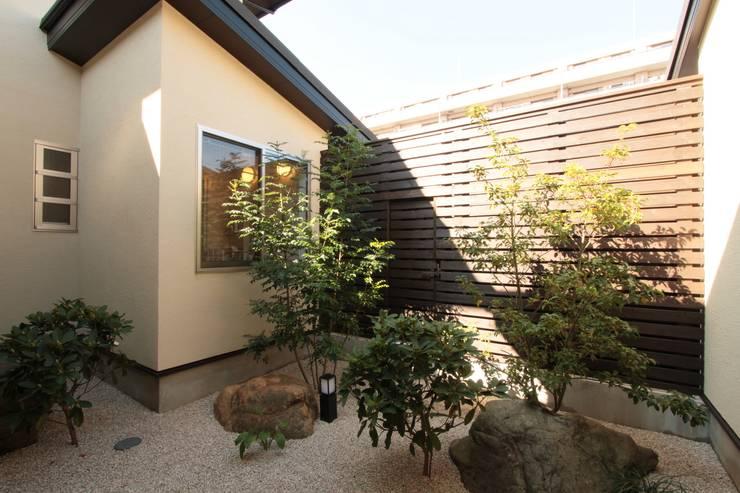 市川市O邸: k-endoが手掛けたテラス・ベランダです。