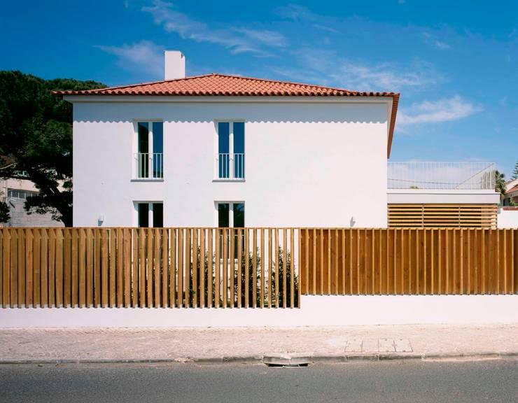 Casa HDM: Casas modernas por SAMF Arquitectos