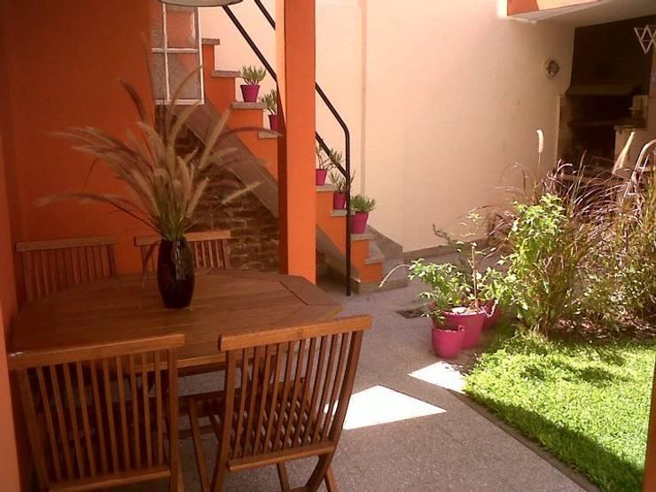 La Casa de Titi - Caballito: Jardines de estilo  por APPaisajismo