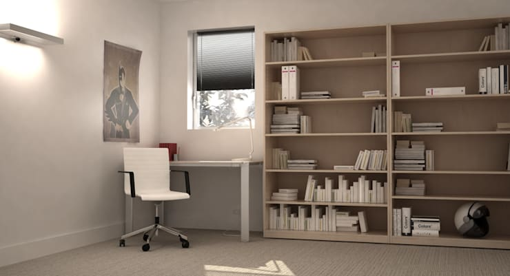 Bureau: Bureau de style  par lateralis