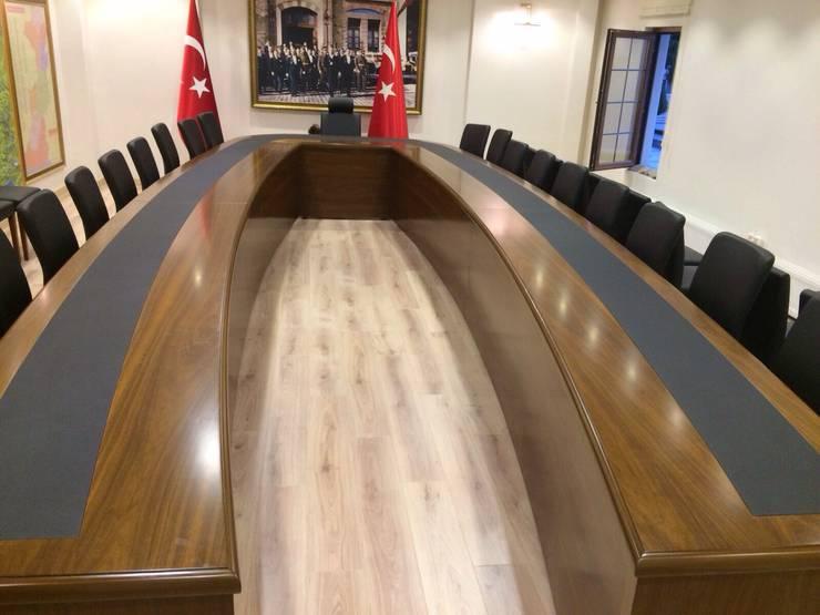 Vizyon Mimarlık ve Dekorasyon – Toplantı Masası:  tarz , Klasik