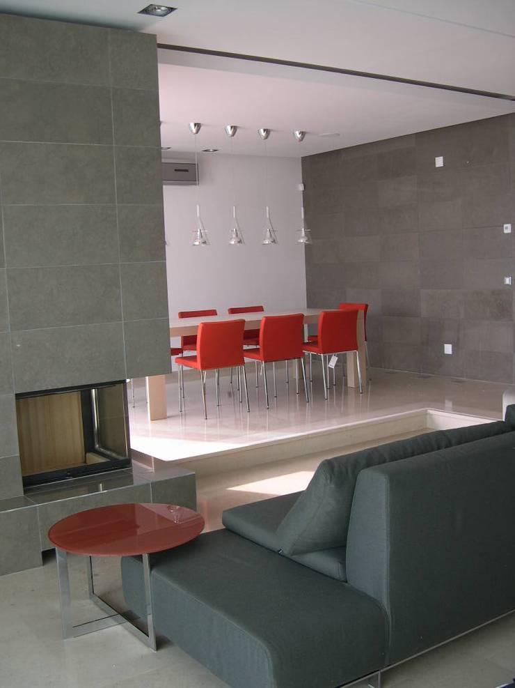 Detalhes - Arquitectura de Interiores: Salas de estar  por Space Invaders _ Arquitectura e Design