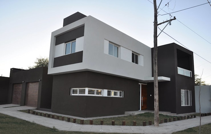 Kawsay Arquitectura: modern tarz Evler