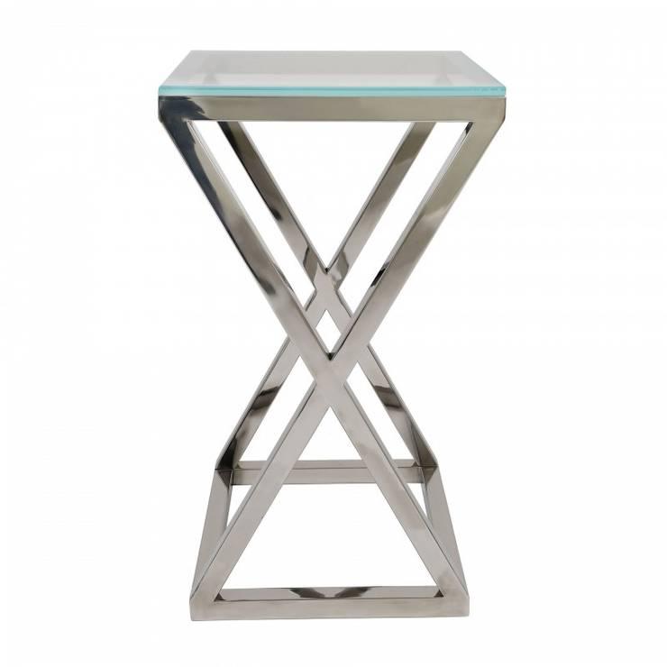 Stolik pomocniczy VINCENT: styl , w kategorii Salon zaprojektowany przez FABHOME