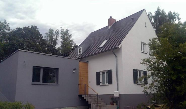 Wie Kann Ich Meine Hausfassade Neu Gestalten
