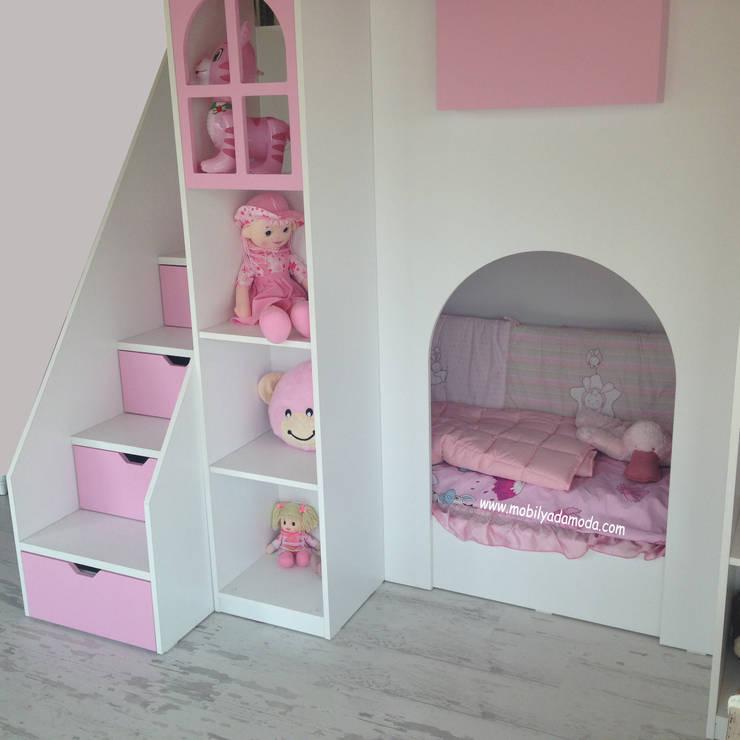 MOBİLYADA MODA  – Mobilyada Moda Fairytale Çocuk Odası : modern tarz Çocuk Odası