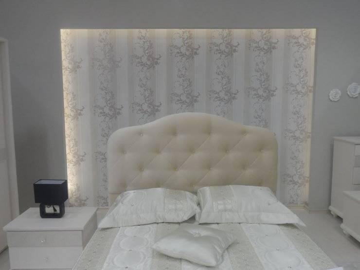 odekor tasarım ve dekorasyon – Odekor:  tarz Yatak Odası