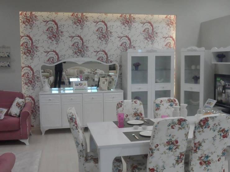 odekor tasarım ve dekorasyon – Odekor:  tarz Yemek Odası