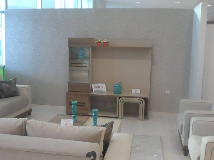 odekor tasarım ve dekorasyon – Odekor:  tarz Oturma Odası