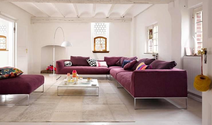 Salas de estilo  por Green Living