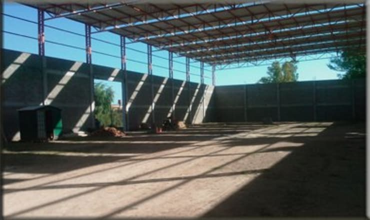 Fabrica – Obras Paredes y pisos industriales de Centro Constructor Industrial