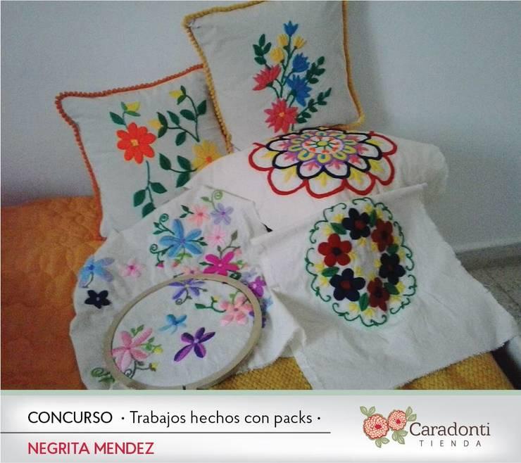 Objetos de decoración: Hogar de estilo  por tiendacaradonti