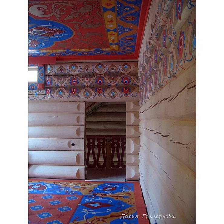 Дом: Гостиная в . Автор – Dasha Grigoryeva,