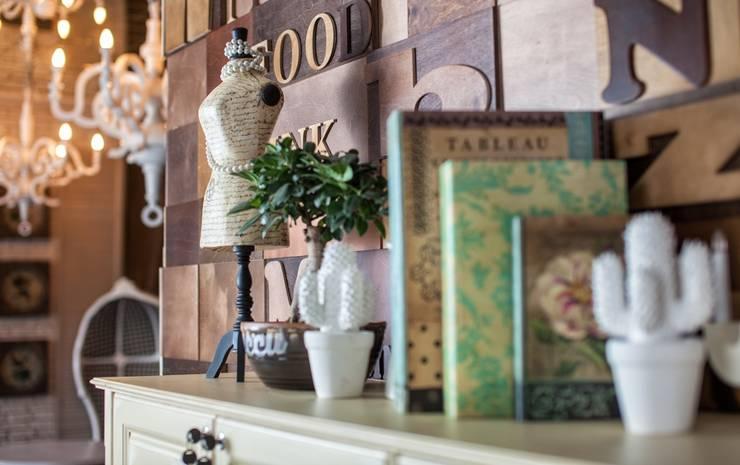 Деликатесси – рестокафе: Ресторации в . Автор – Zelensky interiors
