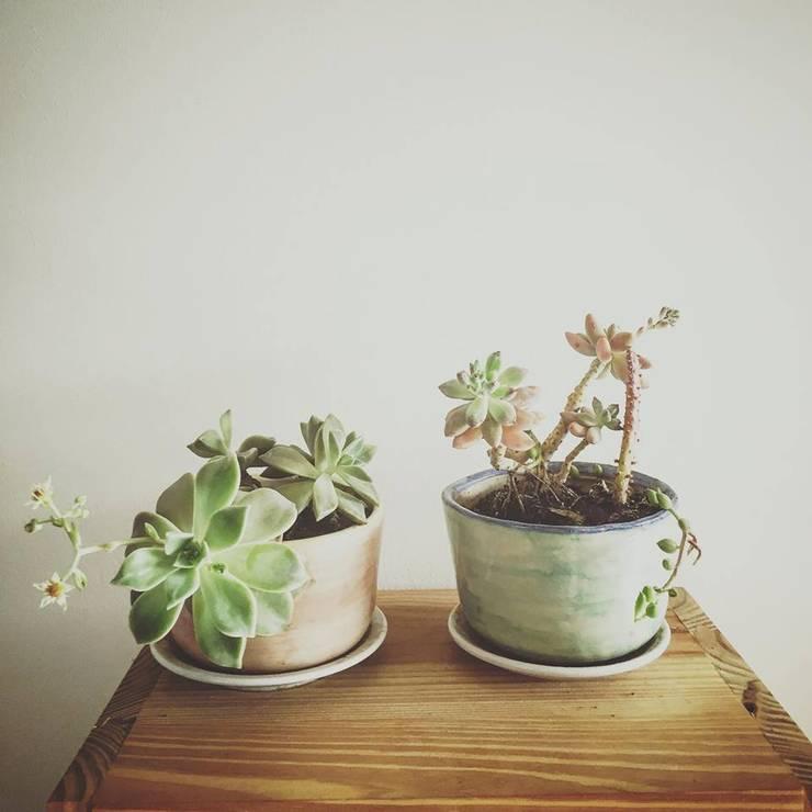 Objetos de cerámica para el hogar: Hogar de estilo  por Koru