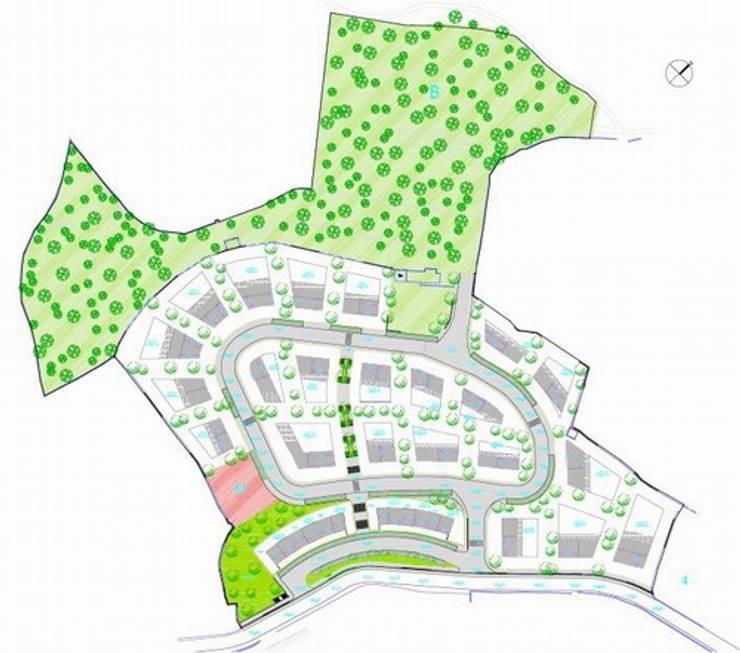 Loteamento Quinta dos Vilares:   por Ecotectura