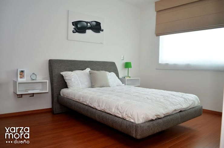 Bedroom by Xarzamora Diseño