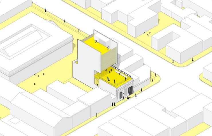 Proyectos PASTO:  de estilo  por PASTO. Arquitectos