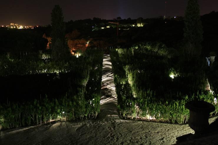 Quinta Patino: Jardins  por Visual Stimuli